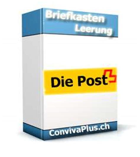 Post Schweiz Brief Einschreiben Briefkastenleerung Post Schweiz Info Ch
