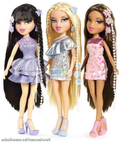 Bratz Hair Style Doll by 45 Best Images About Dollz On Sleepover