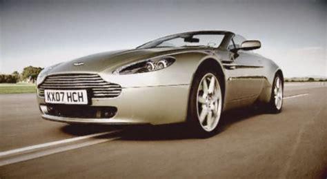 aston martin v8 vantage top gear imcdb org 2007 aston martin v8 vantage roadster in quot top