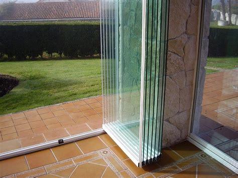 cortina de vidrio cerramientos y cortinas de cristal puertas correderas de