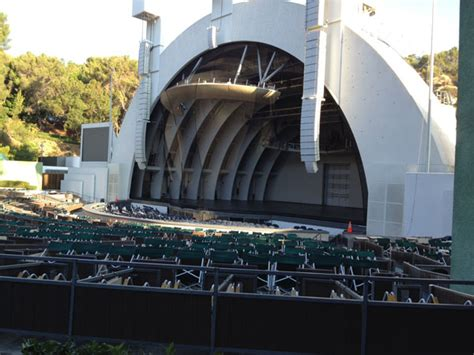hollywood bowl section d updated hollywood bowl seating chart hollywood bowl