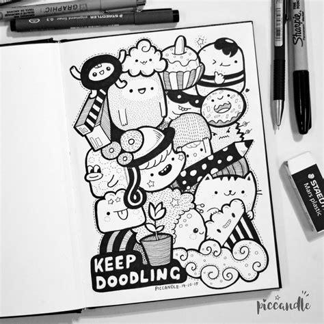 doodle draw theme apk piccandle zainab deviantart