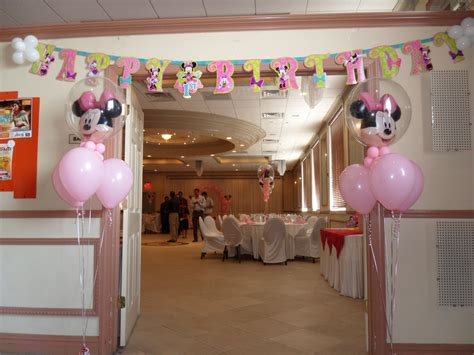 Small Shower Ideas by Minnie Mouse Party 2 Party Decorations By Teresa