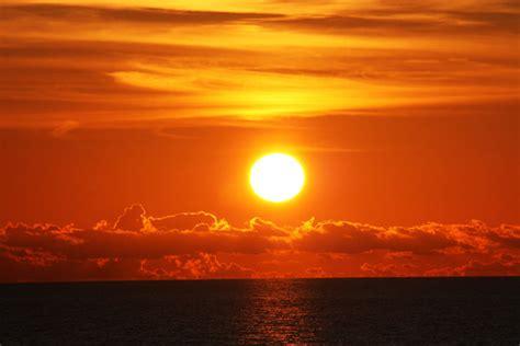 wann sonnenuntergang sonnenuntergang im mittelmeer vor der k 252 ste afrikas