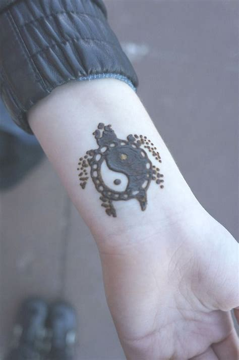yin yang henna tattoo henna food drink yin yang design