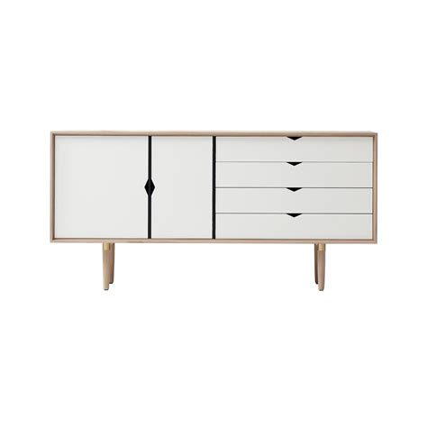 sideboard eiche s6 sideboard unicoloured by andersen furniture