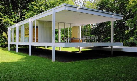 Farnsworth House by Deal Hydraulic Jacks Big Things On Horizon For
