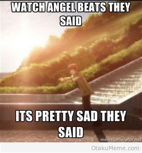 Angel Beats Memes - otaku meme 187 anime and cosplay memes 187 angel beats