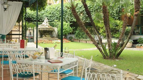 i giardini quirinale roma hotel quirinale roma il giardino