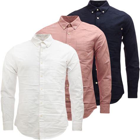 Fahara Longsleeve mens farah sleeve shirt ebay