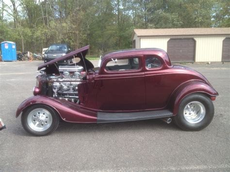 34 Ford Coupe by 34 Ford Coupe Rods