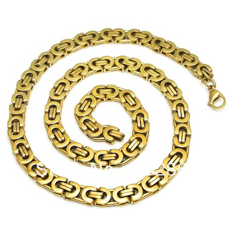 the gallery for different types of gold chains chain link