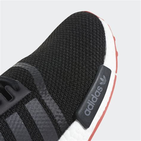 Adidas Nmd R1 Black Bred adidas nmd r1 quot bred quot official images 2018 justfreshkicks