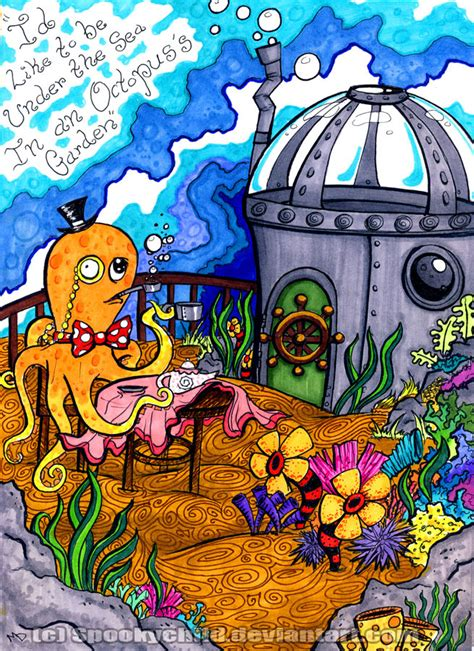 Octopus Garden Beatles by Octopus S Garden