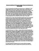 Miranda The Tempest Essay by The Tempest A Level Marked By Teachers