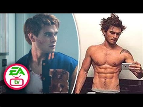 kj tattoos who is kj apa age height hair