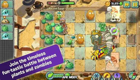 download game pvz free mod apk plants vs zombies 2 6 7 1 money mod apk download 187 apk