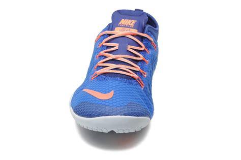 Nike Wmns Free 1 0 Cross Bionic nike wmns free 1 0 cross bionic bleu chaussures de