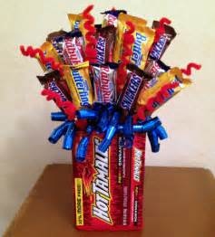 Candy Bouquets Crafty In Crosby Easy Dollar Store Candy Bouquet
