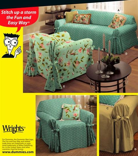 Sofa Slipcover Pattern For Sewing by 25 Best Ideas About Sewing For Dummies On T Shirts Cheap Mannequins And