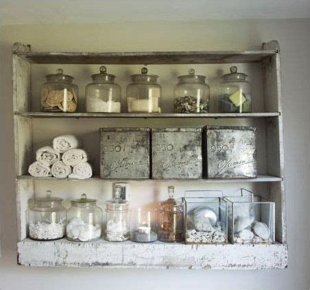 country bathroom shelves open bathroom shelving this would look great in a modern