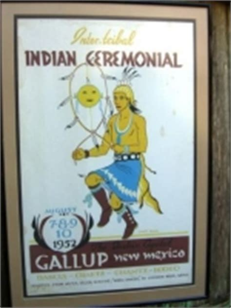 native american traders gallup inter tribal indian
