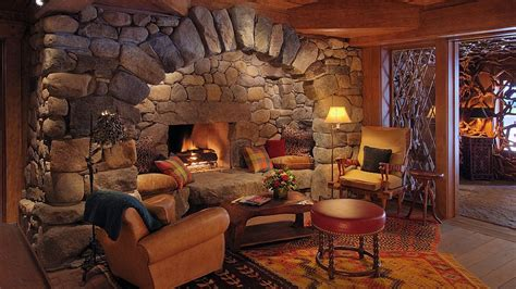 Fireplace Dinner by Design Addict Fall Travel Inspiration The Lake