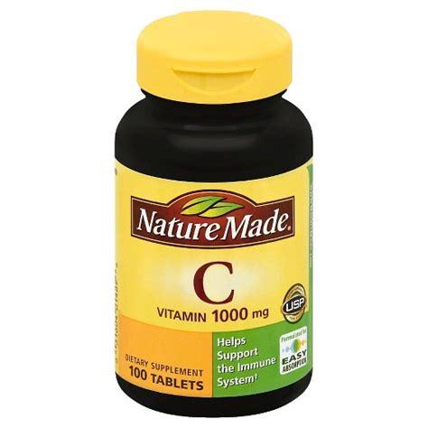 Vitamin Natur E nature made vitamin c 1000 mg tablets target
