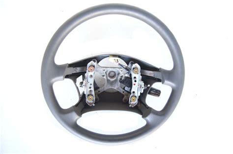 toyota camry steering wheel grey polyvinyl  cruise control