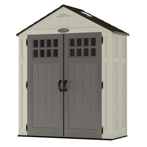 craftsman vertical storage shed craftsman cbms6301 6 x 3 shed