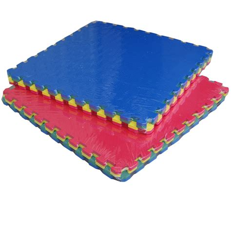 Play Mat by Playmats Foam Tiles Showing 4 Pack