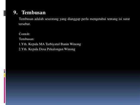Contoh Notulen Rapat Nuzulul Quran by Menulis Surat Dinas