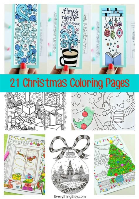 printable christmas cards for adults 21 christmas printable coloring pages