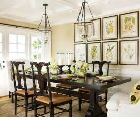 green cottage dining room