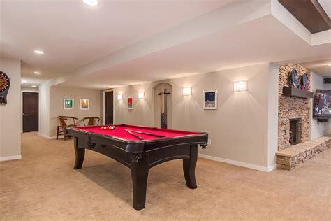basement tables louisianaave basement pool table finished basement company