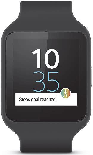 Sony Smartwatch Swr50 sony smartwatch 3 swr50 launched with 1 2 ghz processor