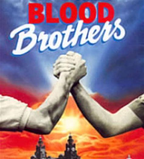 twisted truths blood brothers books blood brothers tickets theatre theatre