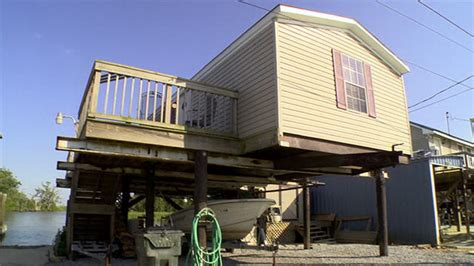 buying the bayou elevated mobile home destination america