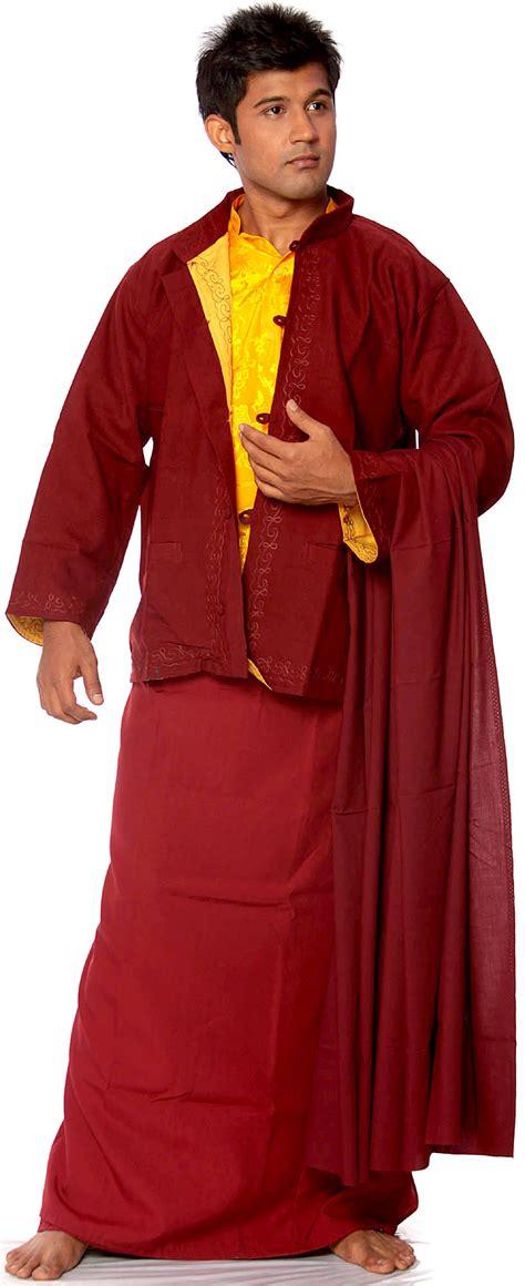 Monk Wardrobe by Buddhist Monk Costume