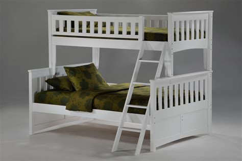 Detachable Bunk Beds Ikea Bunk Bed Detachable Ladder Amazoncom Camaflexi Mission Style Solid Wood Low Bunk Bed With