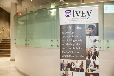 Western Ivey Mba Class Profile by Ivey Executive Mba Facilities And Location