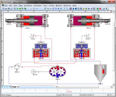 online tutorial c net pneumatic circuit design software online circuit and