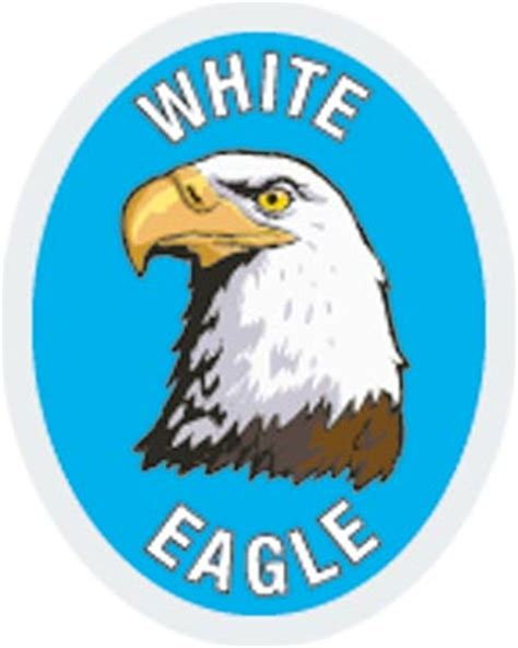 discovery rangers advancement patch white eagle item