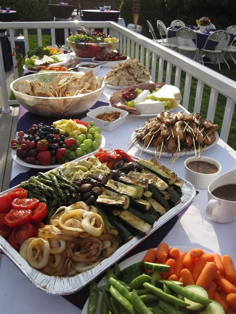 party food healthy food easy healthy food ideas