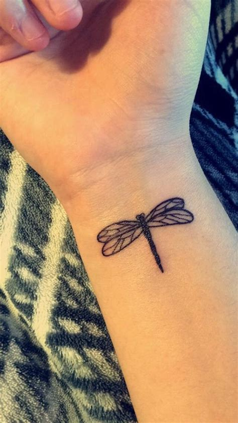 34 beautiful dragonfly tattoos collection