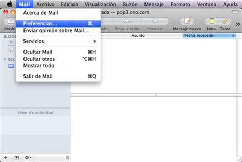 interno webmail configurar cuenta de correo en mail de mac os base de