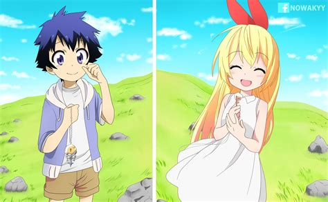 wallpaper hd anime nisekoi nisekoi wallpapers wallpaper cave