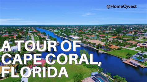 Cape Coral Search A Tour Of Cape Coral Florida