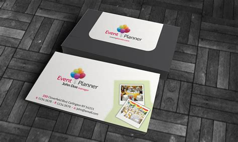 event planner business cards templates event planner business card template 187 free