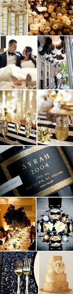 1000 images about black gold theme on black gold gold glitter and gold weddings
